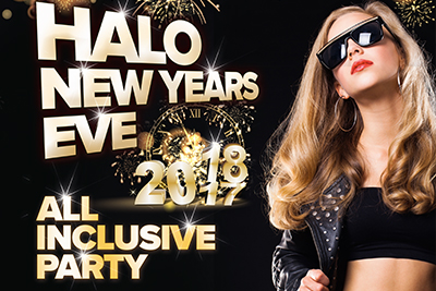 New Years Eve 2017/18