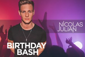 Nicolas Julian B-day Bash