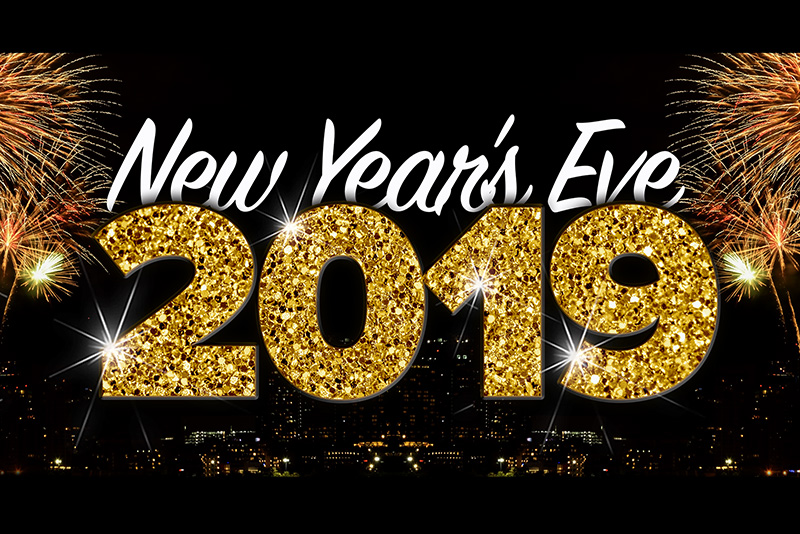 Halo's New Years Eve 2019